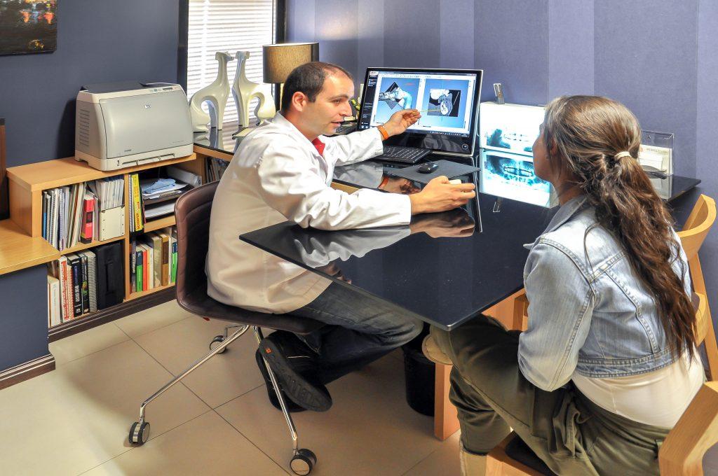 APRESENTAÇÃO DIGITAL DO PLANO DE TRATAMENTO na Clinica PRIVÉ - Portimão