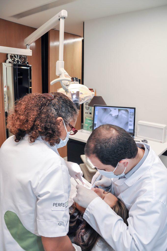 Dentisteria na Clinica PRIVÉ - Portimão
