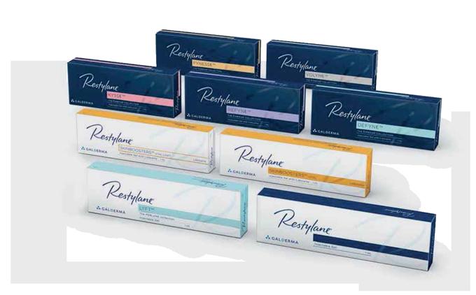 Preenchimentos Restylane na Clínica PRIVÉ
