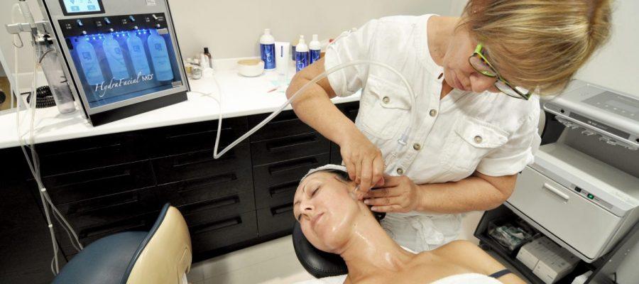 Drenagem Linfática Facial na Clinica PRIVÉ - Portimão