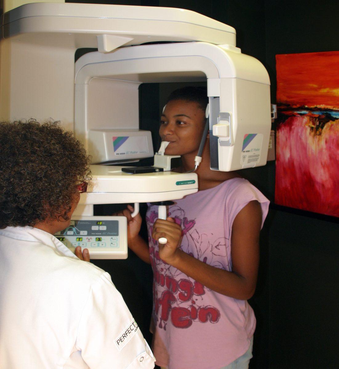 Ortopantomografia Digital na Clinica PRIVÉ - Portimão