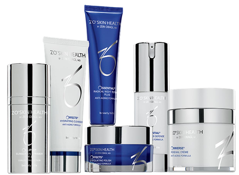 ZO Skin Health na Clínica PRIVÉ