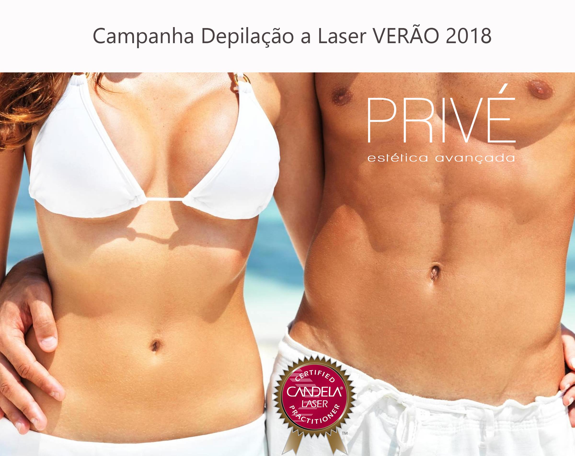 Campanha Depilação a Laser